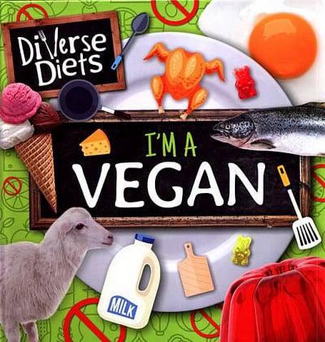 I'm a Vegan - Madeline Tyler - 9781786377289