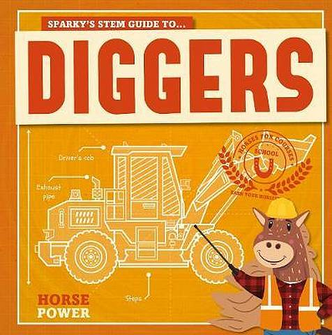 Diggers - Kirsty Holmes - 9781786378033
