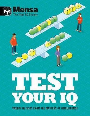 Mensa Test Your IQ - Mensa - 9781787393103