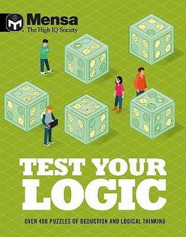 Mensa Test Your Logic - Mensa - 9781787393110