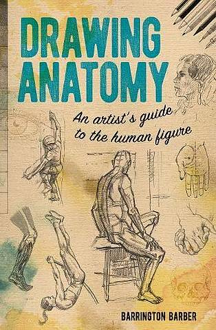 Drawing Anatomy: An Artist's Guide to the Human Figure - Barrington Barber - 9781789500899