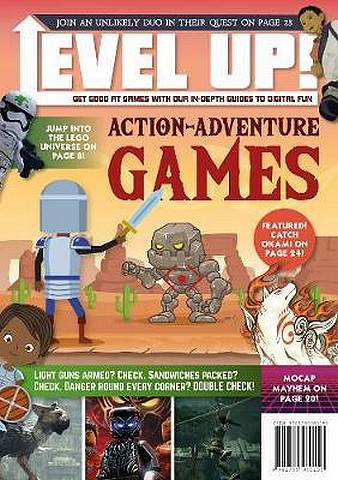 Action-Adventure Games - Kirsty Holmes - 9781789980158