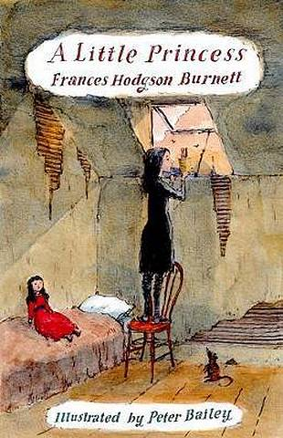 A Little Princess - Frances Hodgson Burnett - 9781847498199
