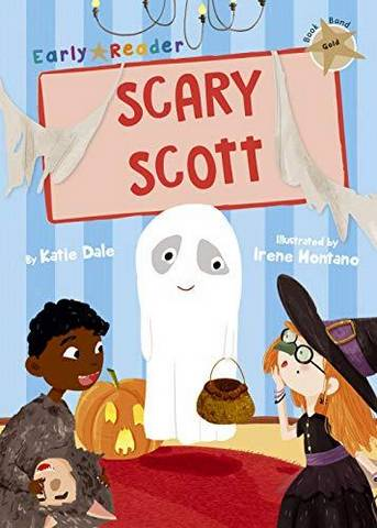 Maverick Early Reader: Scary Scott - Katie Dale - 9781848863989