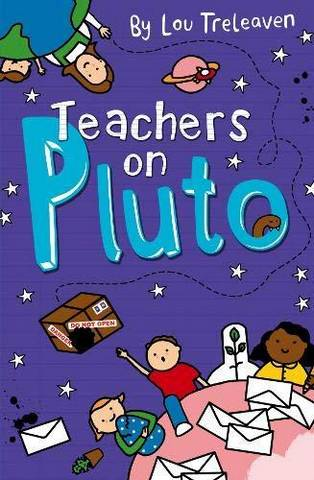 Teachers on Pluto - Lou Treleaven - 9781848864047