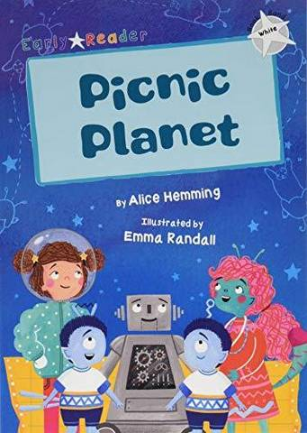 Maverick Early Reader: Picnic Planet - Alice Hemming - 9781848864207