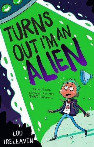 Turns Out I'm An Alien - Lou Treleaven - 9781848864252