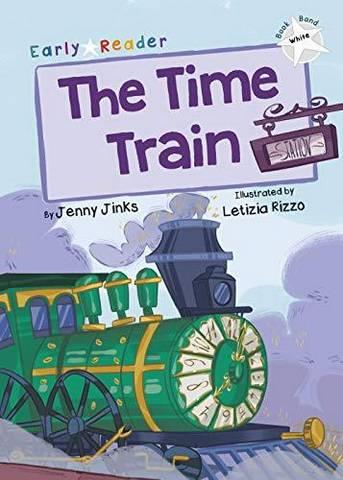 Maverick Early Reader: The Time Train - Jenny Jinks - 9781848864344