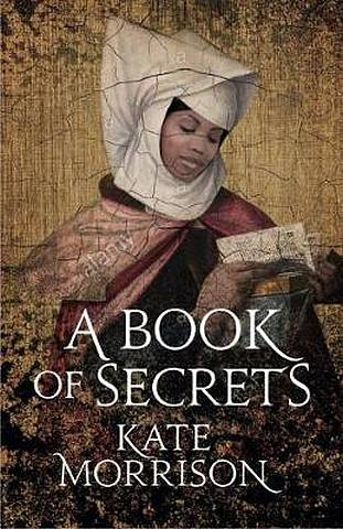 A Book of Secrets - Kate Morrison - 9781909762695