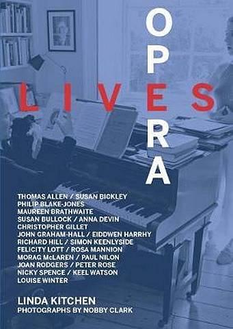 Opera Lives - Nobby Clark - 9781910151709