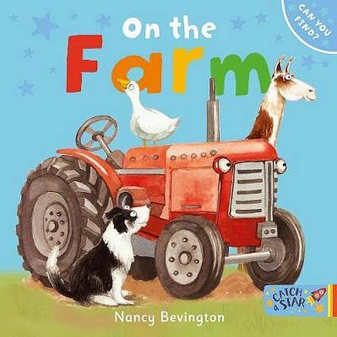 On the Farm: Can You Find - Nancy Bevington - 9781912076079