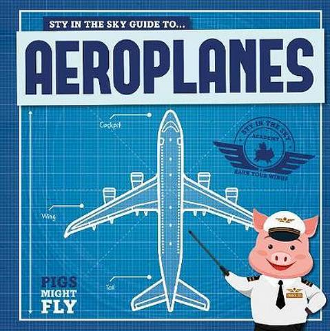 Aeroplanes - Kirsty Holmes - 9781912502479