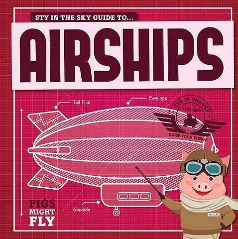 Airships - Kirsty Holmes - 9781912502486