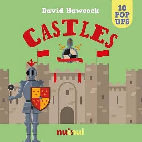 Castles: 10 Pop Ups - David Hawcock - 9782889358205