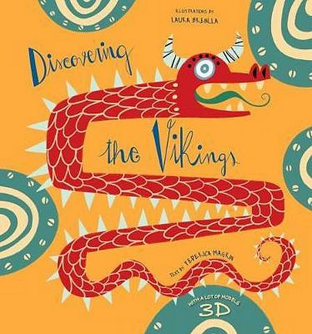 Discovering the Vikings - Federica Magrin - 9788854413900