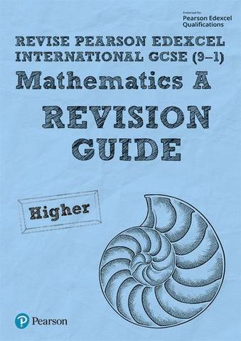 A Revise Pearson Edexcel International GCSE 9-1 Mathematics - Harry Smith - 9781292278292