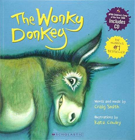 The Wonky Donkey - Craig Smith - 9781407195414
