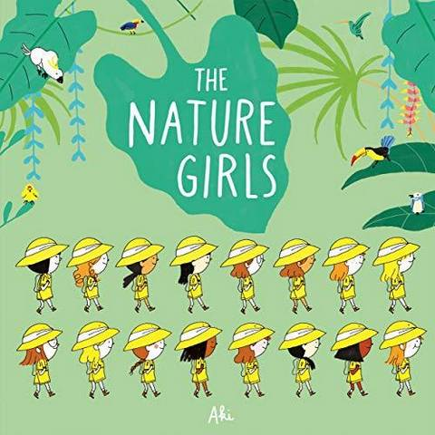 The Nature Girls - AKI Delphine Mach - 9781529004847