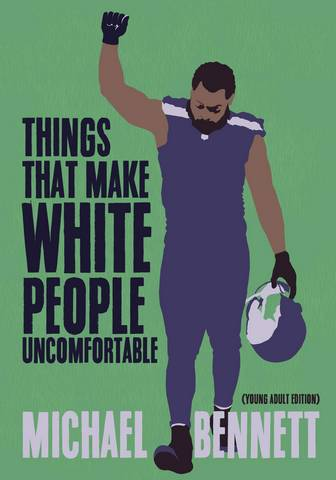 Things That Make White People Uncomfortable (Adapted for Young Adults) - Michael Bennett - 9781642590227