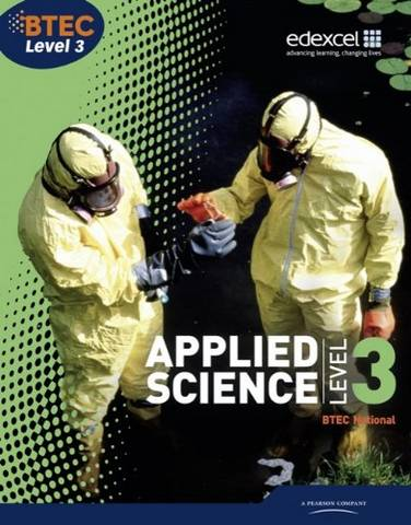 BTEC Level 3 National Applied Science Student Book - Frances Annets - 9781846906800