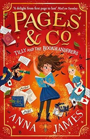 Pages & Co.: Tilly and the Bookwanderers (Pages & Co.