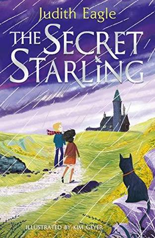 The Secret Starling - Judith Eagle - 9780571346301