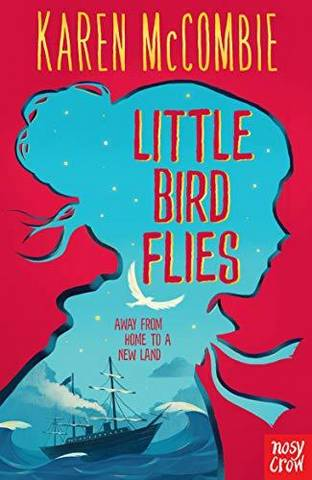 Little Bird Flies - Karen McCombie - 9780857639103