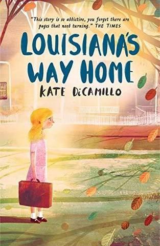 Louisiana's Way Home - Kate DiCamillo - 9781406385588