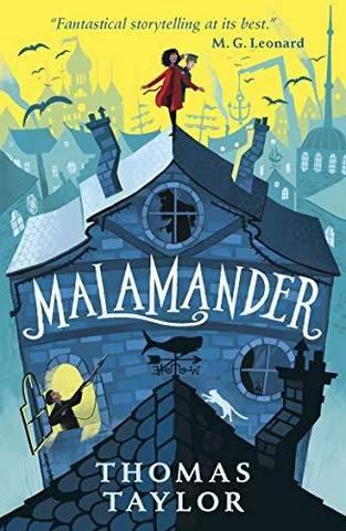 Malamander - Thomas Taylor - 9781406386288