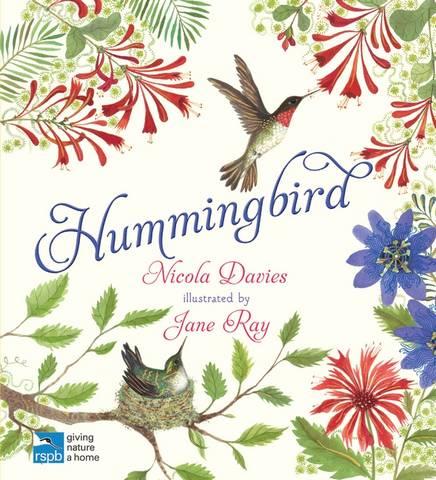Hummingbird - Nicola Davies - 9781406391336