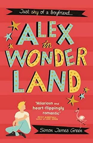 Alex in Wonderland - Simon James Green - 9781407194240