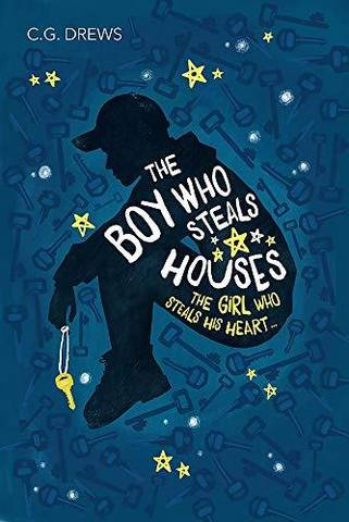 The Boy Who Steals Houses - C.G. Drews - 9781408349922