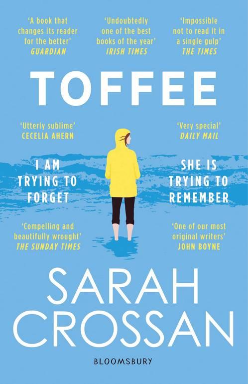 Toffee - Sarah Crossan - 9781408868133