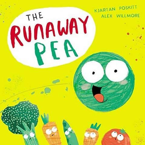 The Runaway Pea - Kjartan Poskitt - 9781471175251