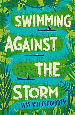 Swimming Against the Storm - Jess Butterworth - 9781510105485