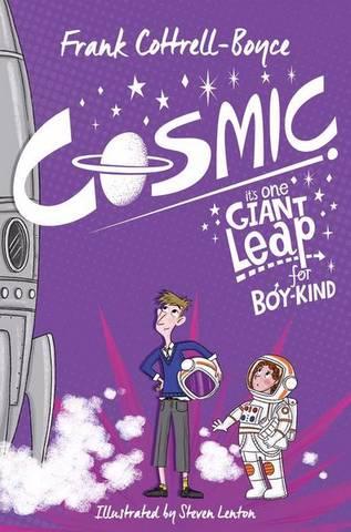 Cosmic - Frank Cottrell Boyce - 9781529008777