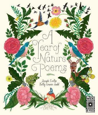 A Year of Nature Poems - Joseph Coelho - 9781786035820
