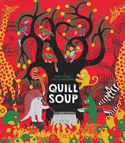 Quill Soup - Alan Durant - 9781910328408