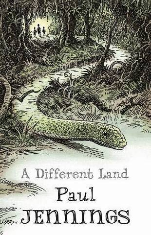 A Different Land - Paul Jennings - 9781910646496