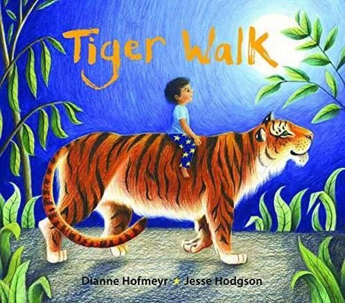 Tiger Walk - Dianne Hofmeyr - 9781910959411