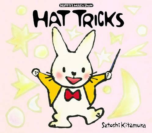 Hat Tricks - Satoshi Kitamura - 9781912650255