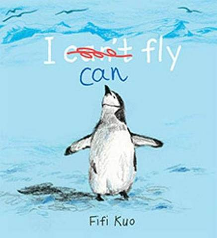 I can fly - Fifi Kuo - 9781912757619