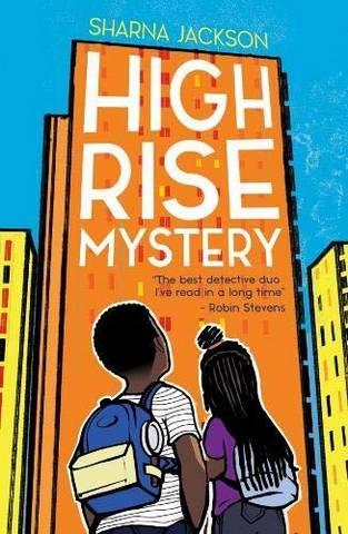 High-Rise Mystery - Sharna Jackson - 9781999642518