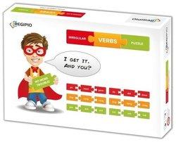 Irregular Verbs Puzzle (Jigsaw Puzzle Game) -  - 5903111818005