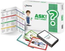 Ask Don't Stray (Card Based Game) -  - 5903111818234