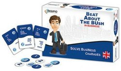 Beat About the Bush in Business (Card Based Game) -  - 5903111818340