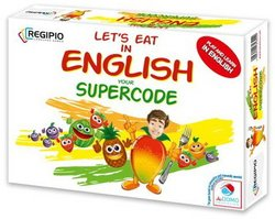 Let's Eat in English (Card Based Game) -  - 5903111818449
