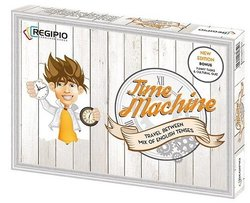 Time Machine - Travel Between a Mix of English Tenses (Board Game) -  - 5903111818517