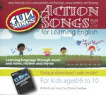 Action Songs for Learning English Volume 2 Audio CD -  - 608938440594