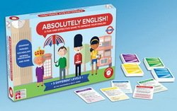 Absolutely English! Language Game - MacSween